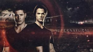 Supernatural - Wallpaper Design by OptimusProduction