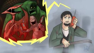 Phelous Play Silent Hill by AndrewDickman