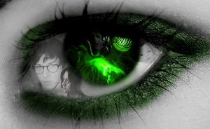 Lily's Eyes by reinedescoeurs