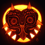 Majora's Mask Pumpkin by johwee