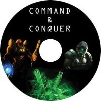 Command and Conquer DVD CD by CommandandConquerRTS