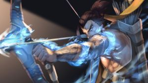 Overwatch - Hanzo by jacky5493