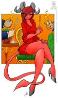 Devil in Prada by JollyJack by Deansington