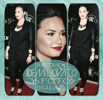 Photopack #192 ~Demi Lovato~ by juliahs1D