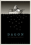 HPL's Dagon (for beginning readers) - Cover by DrFaustusAU