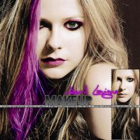 Avril Lavigne Make-Up by PartyWithTheStars