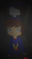 Slender!Sally and JordanFrye -GIF- by DahPikachuishere