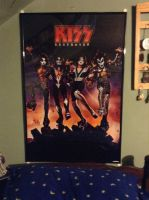 KISS Destroyer Poster by UKD-DAWG