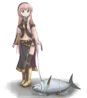 Luka's Pet by novcel