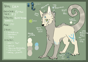 Eira Reference by Fluff-butts