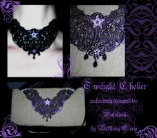 Twilight choker by redLillith