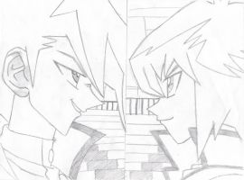 Chazz And Jaden by melia161