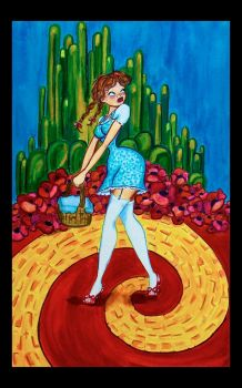 Yellow Brick Road by Alexis-Paige