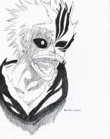 Ichigo Hollow by 5piritGun