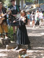 Ren Fair 4 by ItsAllStock