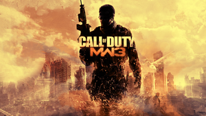 Modern Warfare 3 Wallpaper by Slydog0905