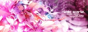 Remilia Scarlet Timeline Cover by tammypain