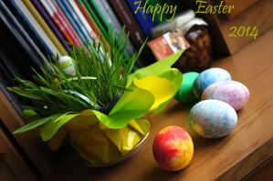 Easter 2014 by Gato-Nephist