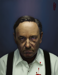 Frank Underwood by FluorineSpark