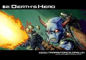 Death's Head by DaveTheOriginal