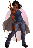 kerry thorsen - commission by samuraiblack