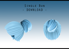 Single Bun [ DOWNLOAD ] by Aia-Aria