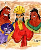 The Emperor's New Groove by Ciro1984