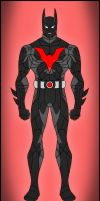 Batman Beyond - The Dark Knight Style by DraganD