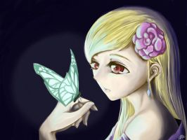 Butterfly by Haimerejzero