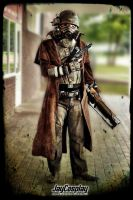 NCR Veteran Ranger 01 - AmeCon 2012 by JayCosplay