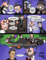 Invader Zim: Conqueror of Nightmare Page 11 by Blhite