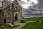 Iona Abbey by fotomanisch