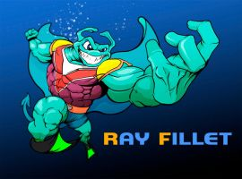 Ray Fillet by Scott-VanDusen