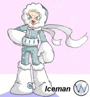Iceman by Rootay