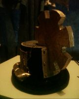 Steampunk Top Hat by icewormie