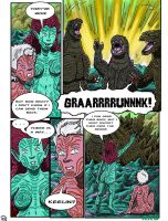 Godzilla: Kings and Brothers, Page #23 by kaijukid