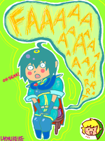WHO FAHTED? by LadyMarth