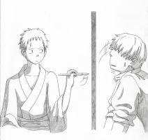 Mushishi fanart50 no. 01 by minako134
