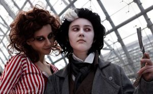 Sweeney Todd Cosplay by xall