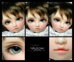 Face-up : Volks SD Nana by tr3is