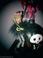 Monster High Ghoul's Rule: Clawdeen One by Childofwestwind