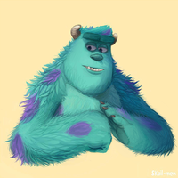 Sulley by Skal-Men