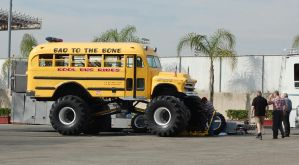 Tall Short Bus by pjs1998