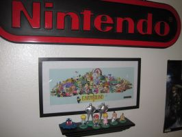 Earthbound Poster - photo of print by Viking011