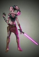 Star Wars RPG Character by benhydra
