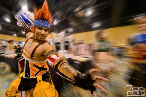 Mr. Wakka Blitzing by ShinrajunkieCosplay