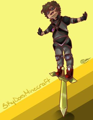 SkyDoesMinecraft by cristhina64