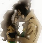 Rogue and Gambit by forstyy