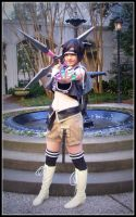 Yuffie Kisaragi by BeautifulSynCosplay