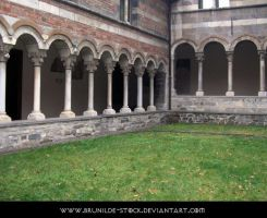 Piona's Abbey - The Abbey 7 by brunilde-stock